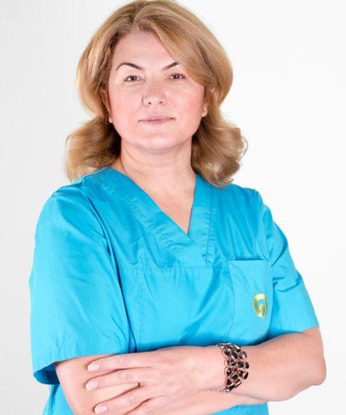 dr tetyana kubrysh