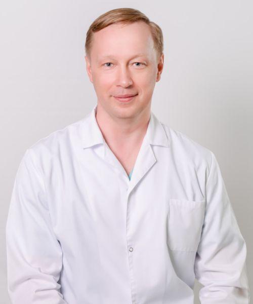 dr maksym borysov