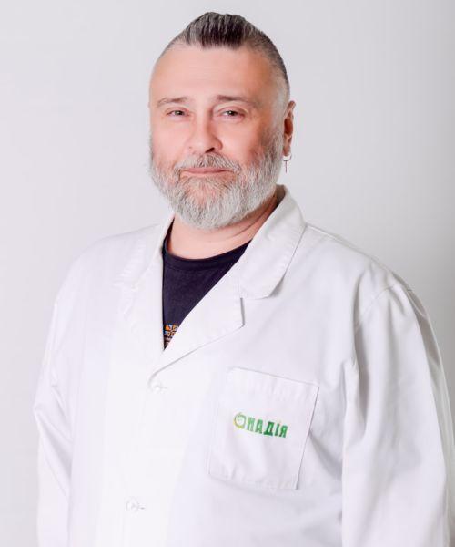 dr andriy golovatenko
