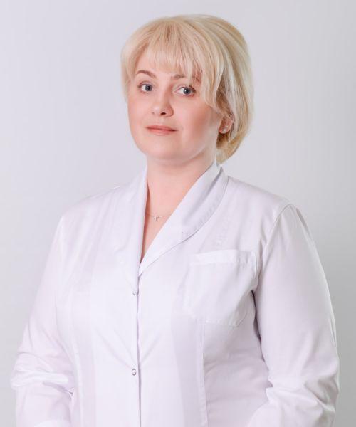 dr olena molchanova