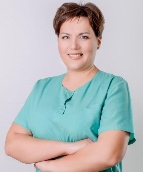 dr anna myshenko