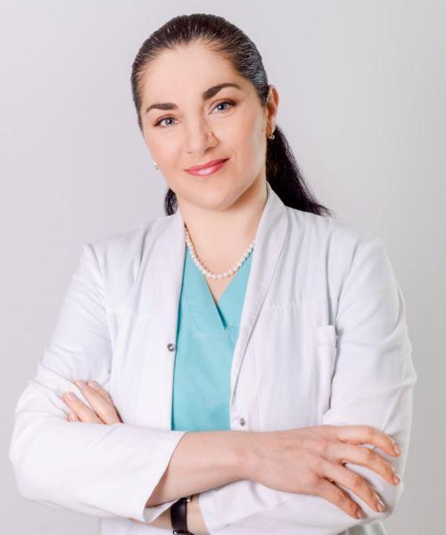 dr oksana plahotnaya
