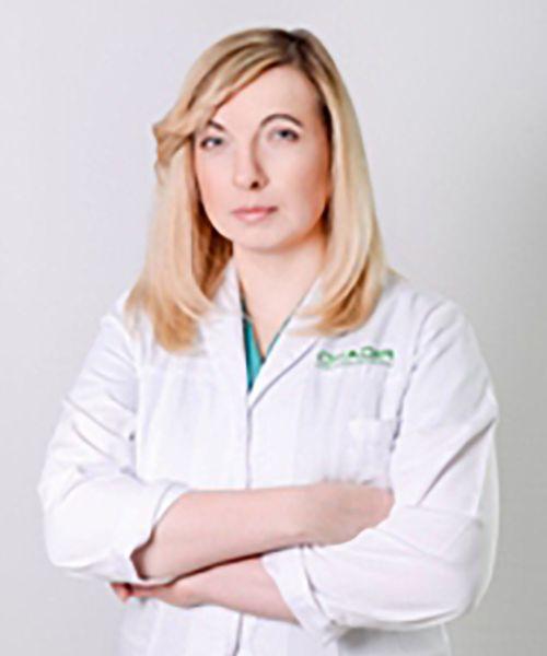 dr lyudmyla spynenko