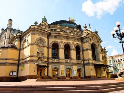National Opera during IVF tratment in Ukraine
